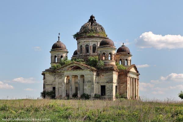 Воскресное служение с бдением святому храма или великому святому