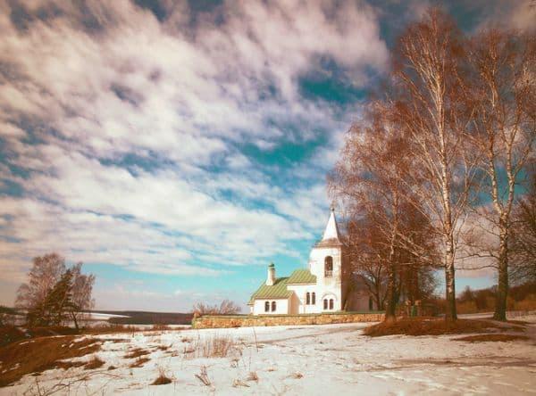 Жития святых на 19 февраля