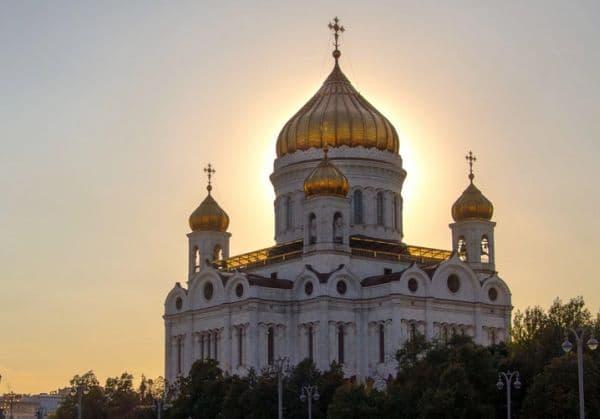 Изменяемые части чина божественной литургии