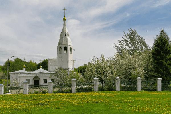 Участие мирян в жизни Церкви