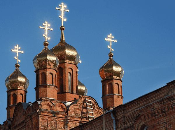 Об обрядах Церкви